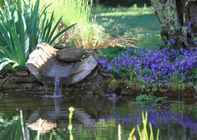 jezerce sa vodopadom