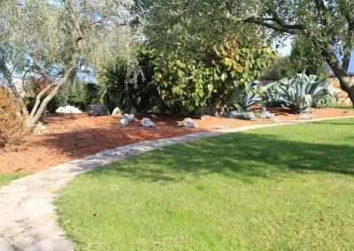 travnjak i staza