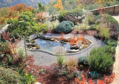 voda u vrtu